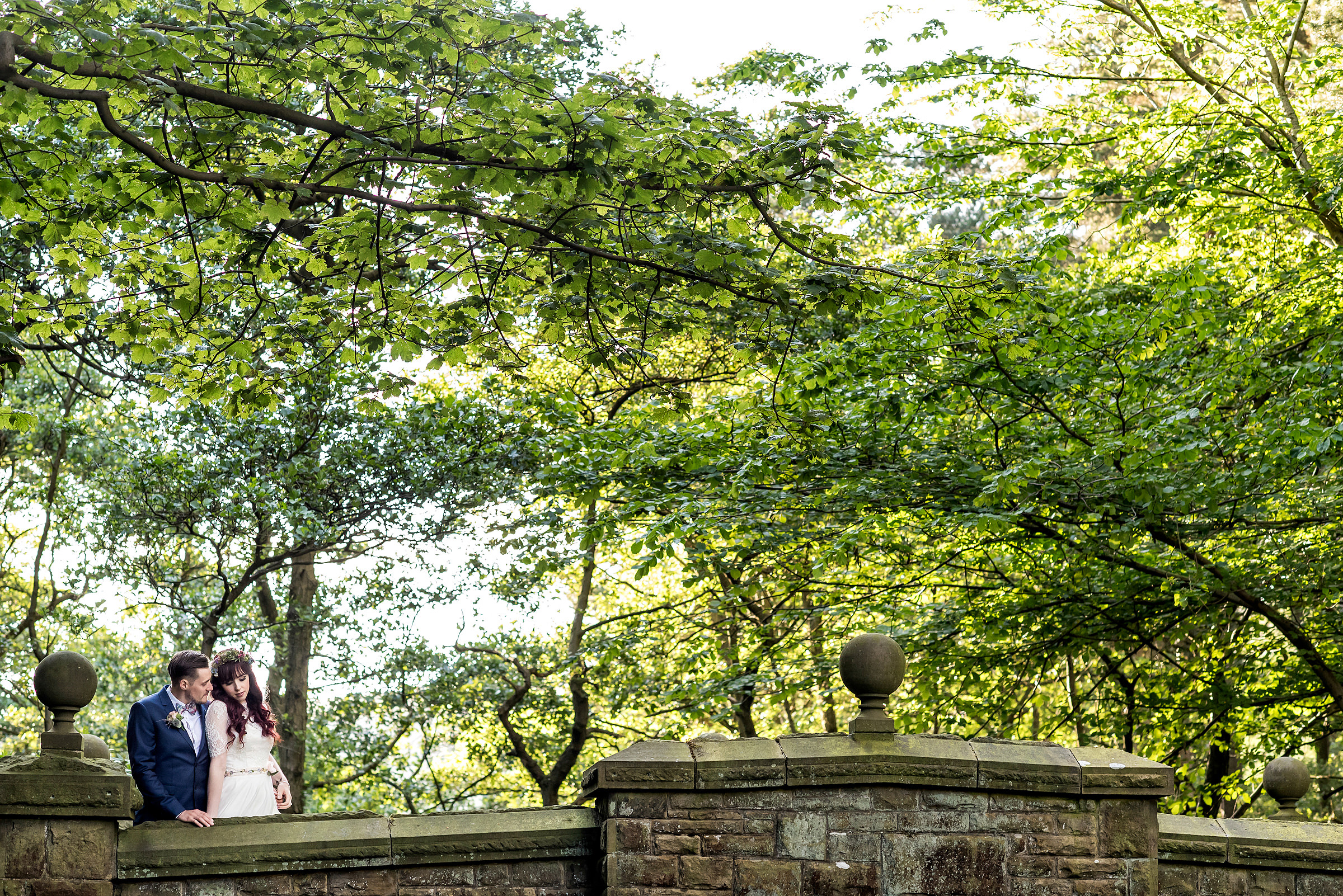 the enchanted woodland wedding shaun taylor photography